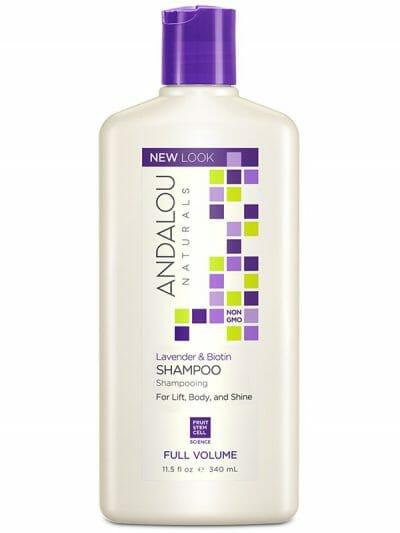 Lavender & Biotin Full Volume Shampoo Andalou