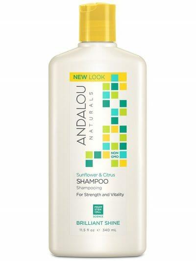 Andalou Sunflower Citrus Brilliant Shine Shampoo