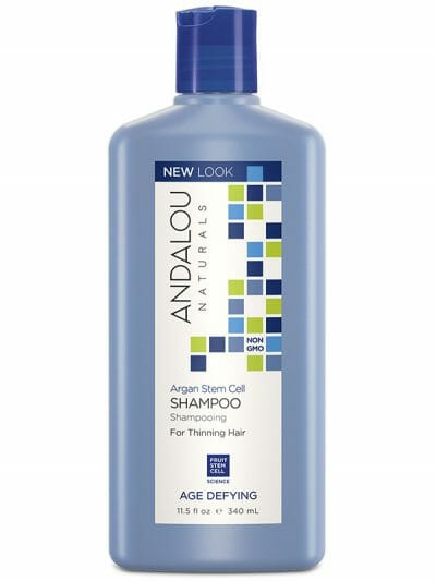 Andalou Argan Stem Cell Age Defying Treatment Shampoo