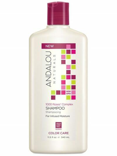 Andalou 1000 Roses Complex Color Care Shampoo