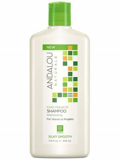 Exotic Marula Oil Silky Smooth Shampoo Andalou