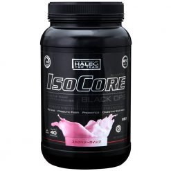 Isocore strawberry protein powder