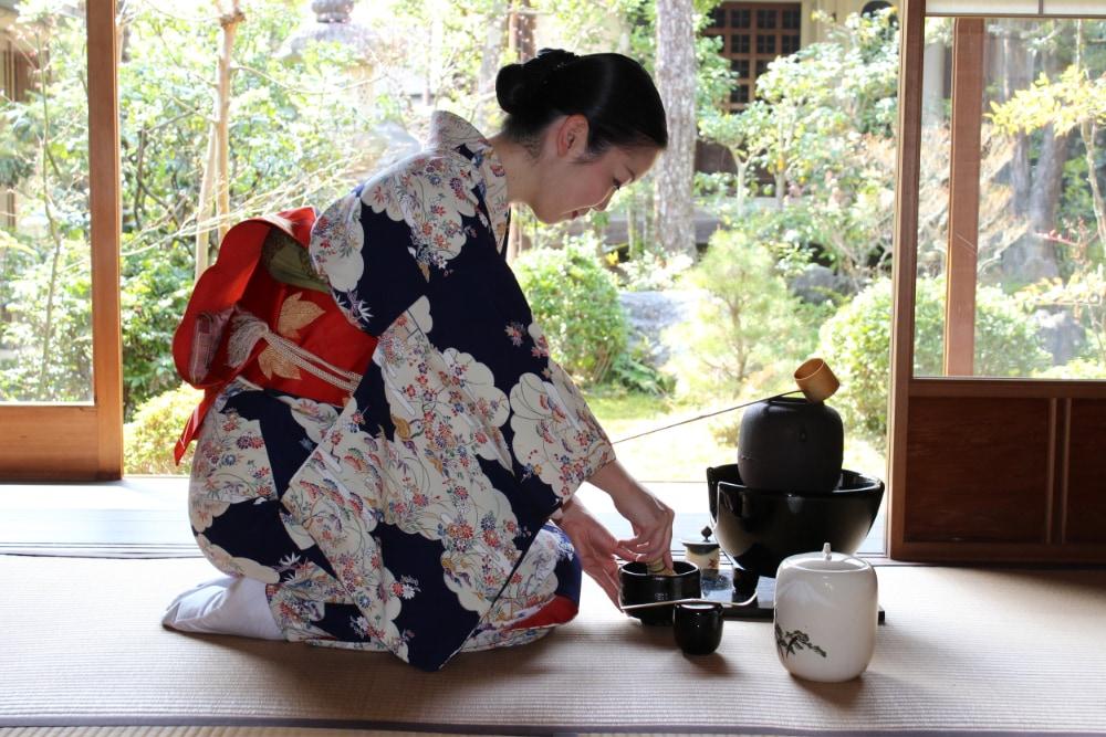 healthytokyo matcha tea ceremony