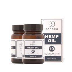 CBD capsules by Endoca on HealthyTOKYO double