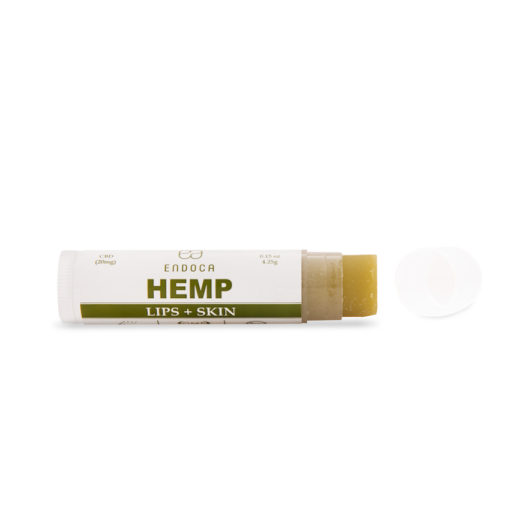 2 x CBD Lip Balm 20mg Endoca 4