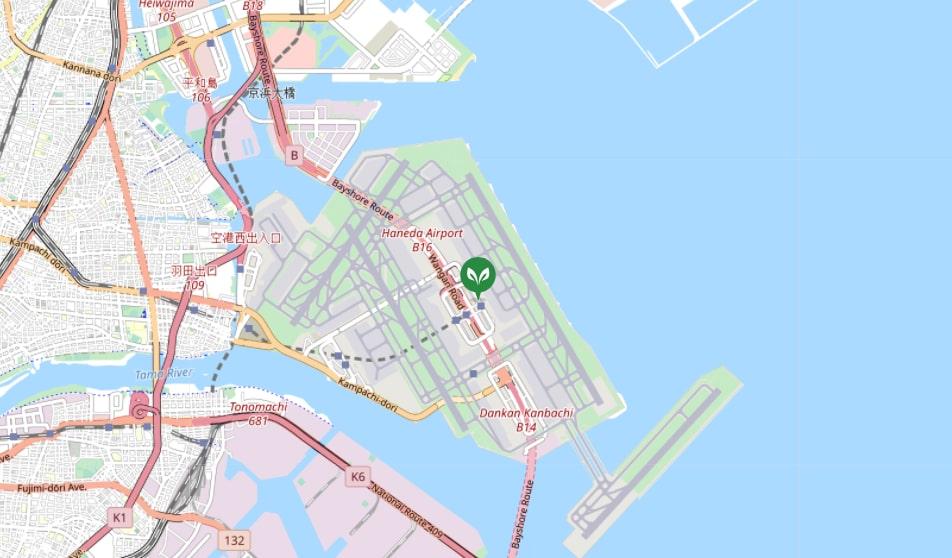 happycow map