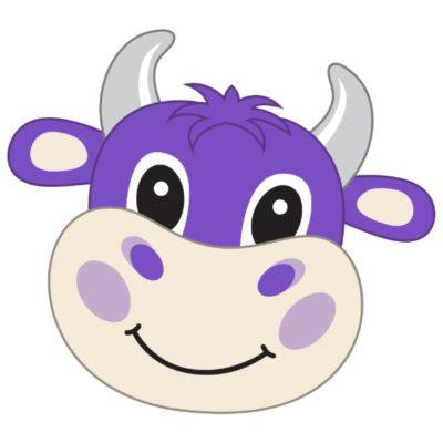 happy cow square