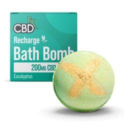 cbd bath bomb recharge 200mg