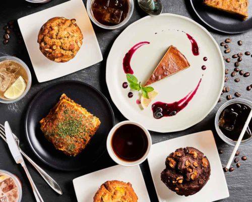 CBD sweets and food at HealthyTOKYO CBD Shop & Cafe