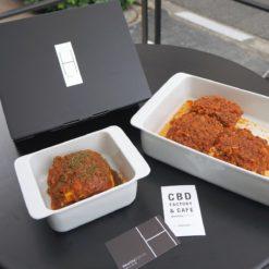 Lasagna healthytokyo vegan 4pcs