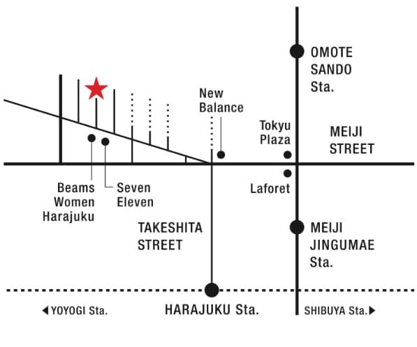 harajuku-cbd-shop-directions