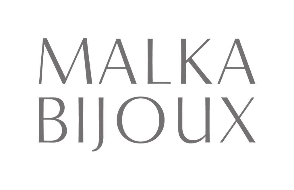 malkabijoux logo grey